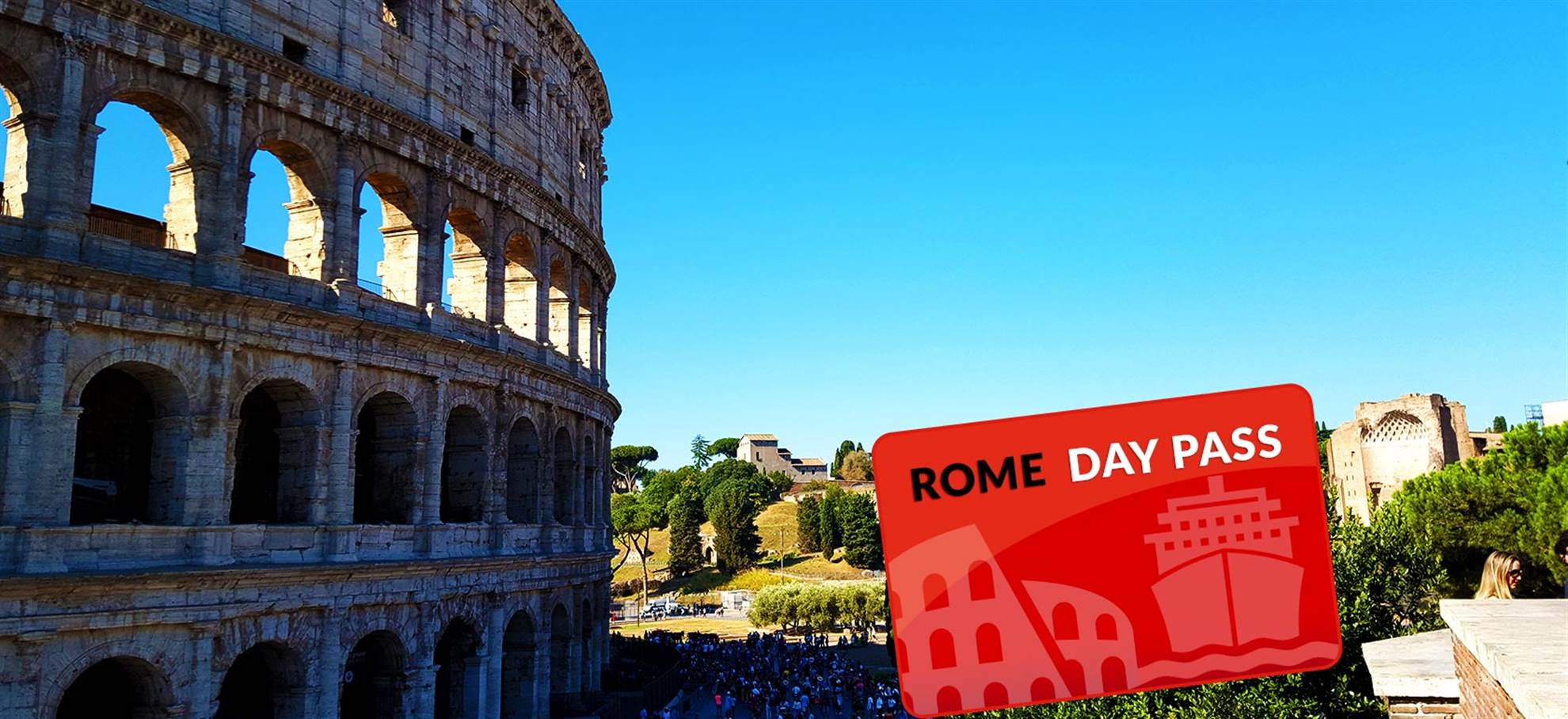 Rome Day Pass from Civitavecchia (Port of Rome)