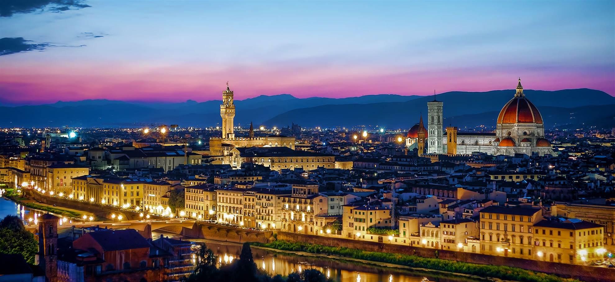 Um dia em Florença (Code T19 FD)