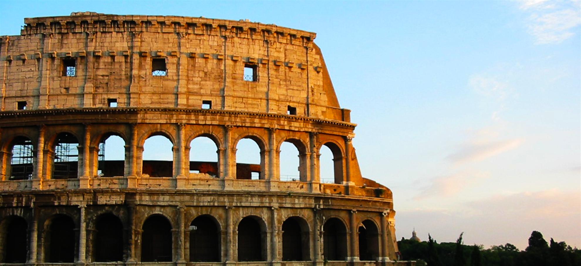 Kolosseum, Forum Romanum und Palatin + Führung