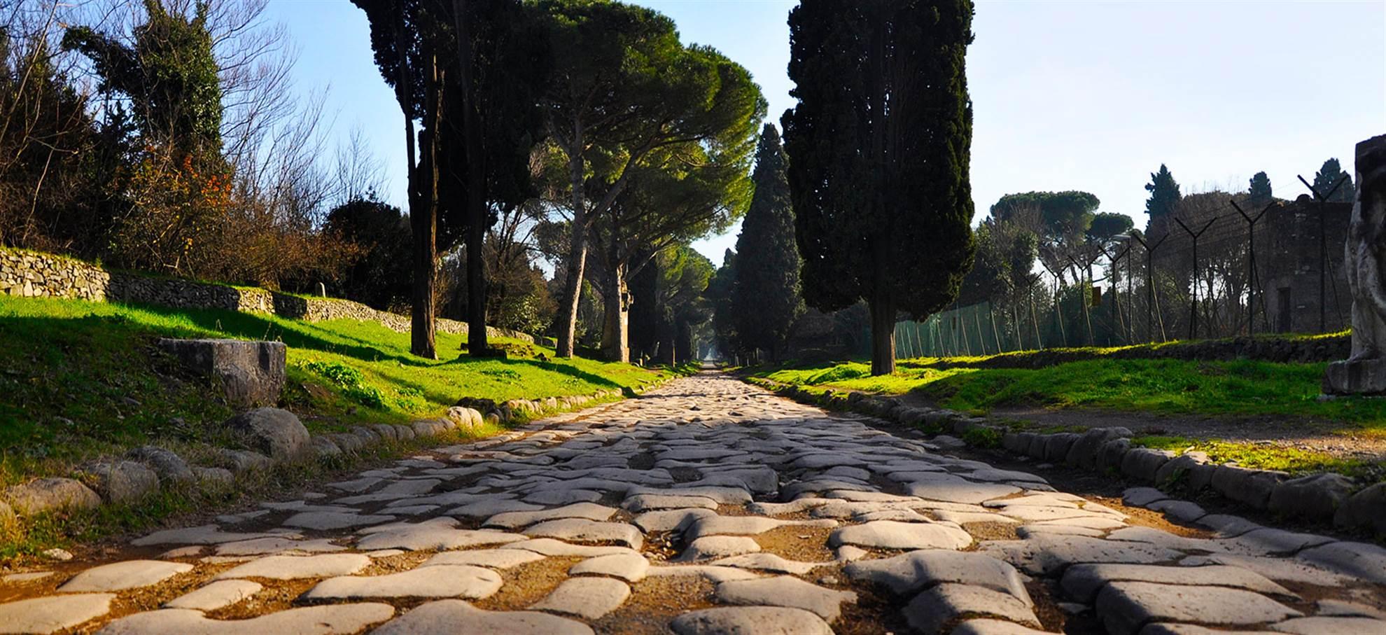 Tour de bicicleta Via Appia