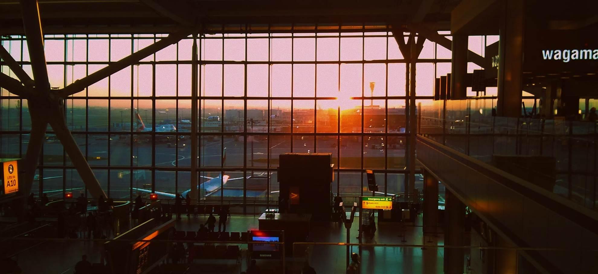Bus de l'aéroport de Fiumicino jusqu'à Rome