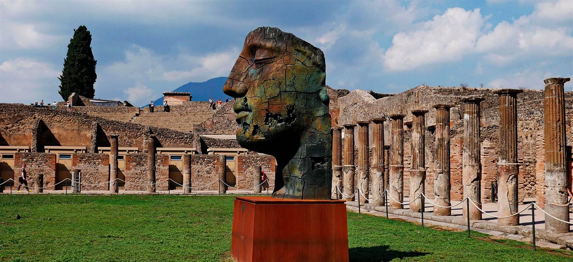 Pompeji og dets ruiner (code T13 AM)