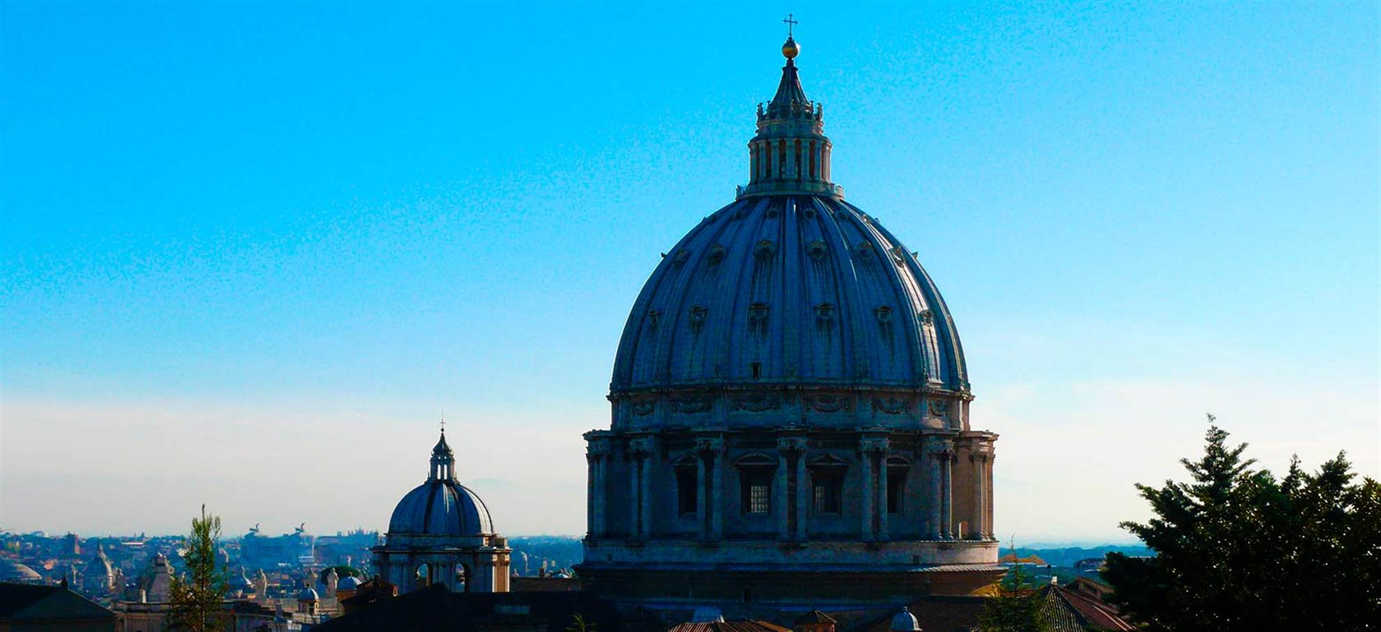 St. Peter's Basilica and Cupola