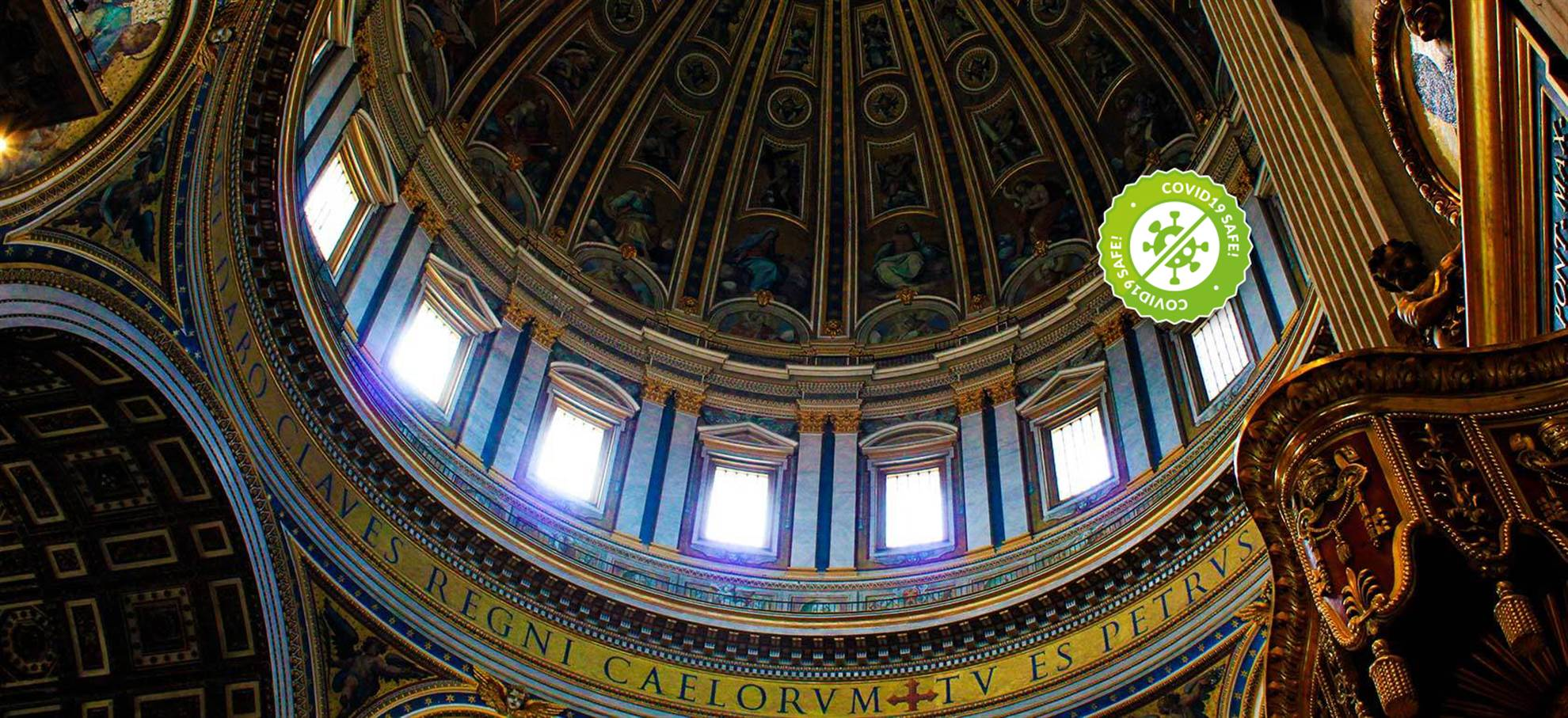 St. Peter's Basilica - Skip the line!