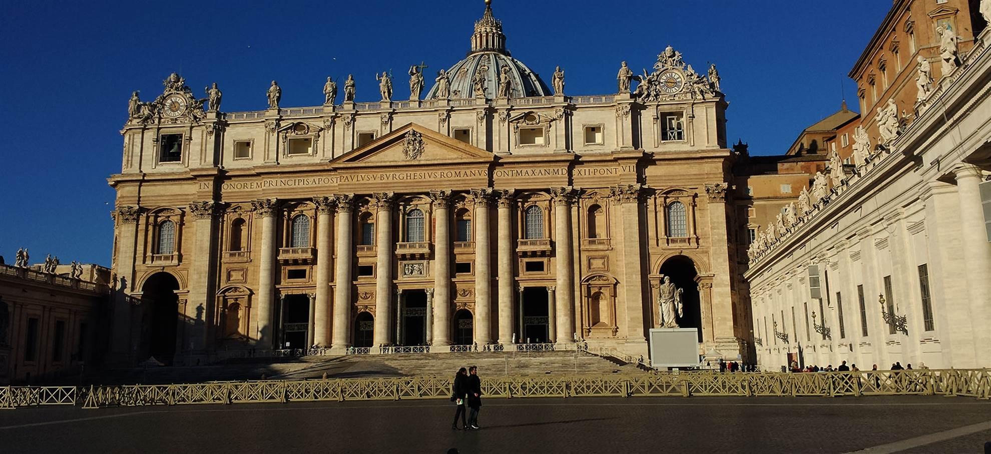 Музей Ватикана и Сикстинская Капелла в пятницу вечером