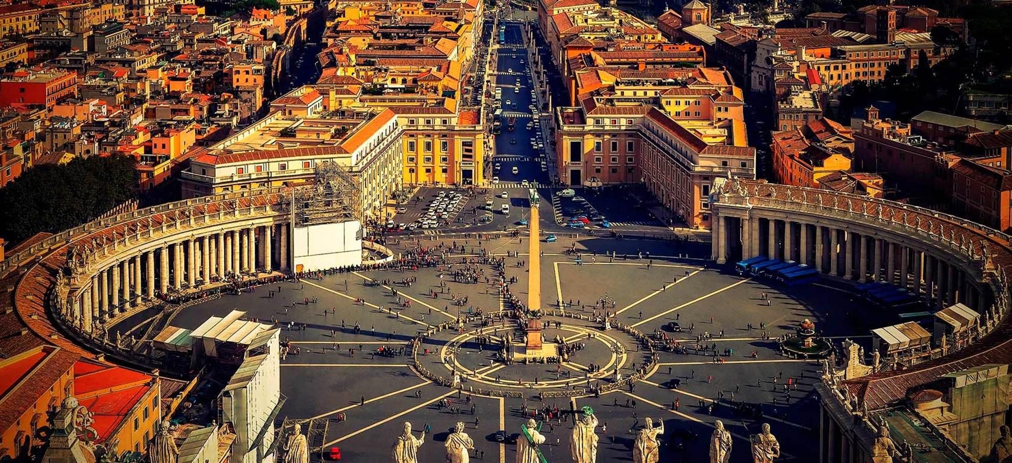 Музеи Ватикана и Сикстинская капелла