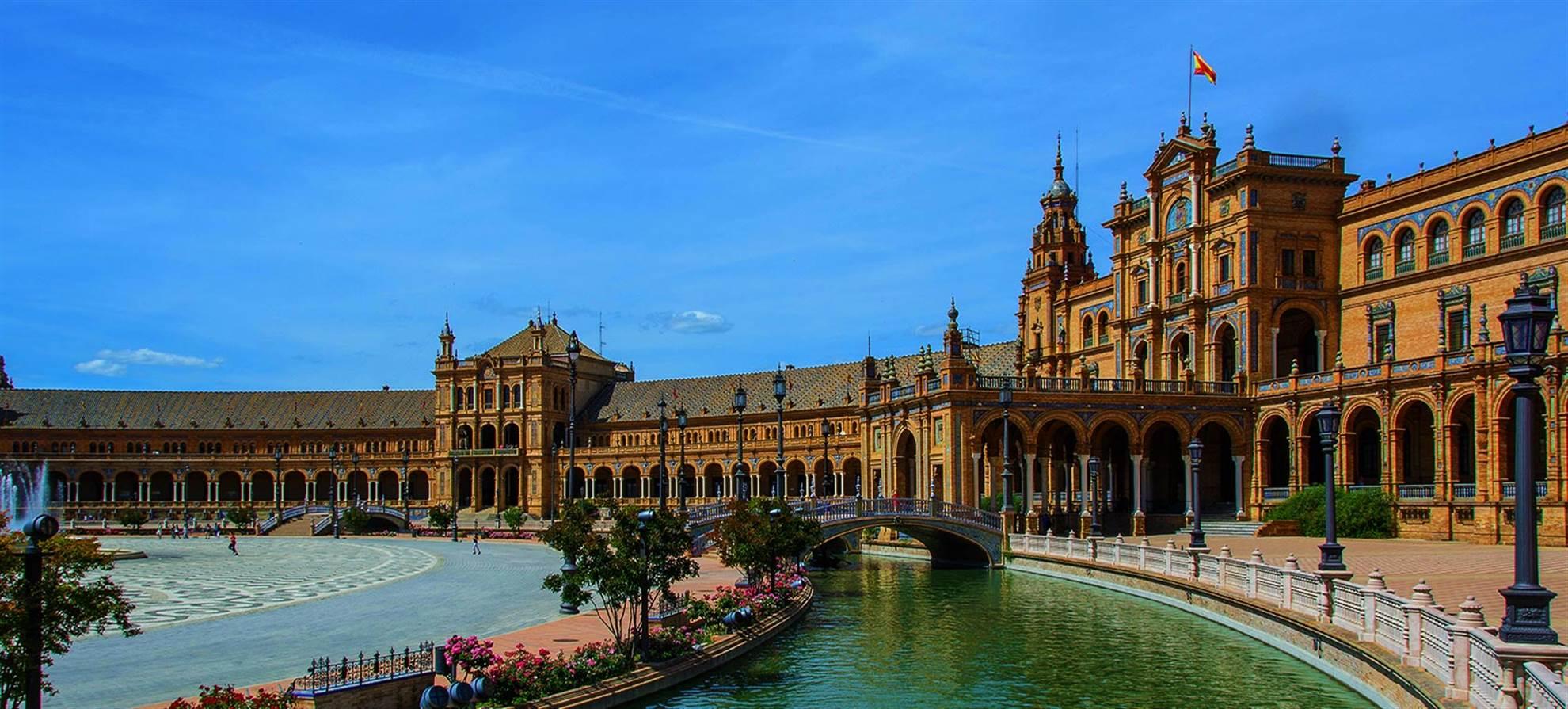 Seville, Majestic & Monumental (SVQMAJET)