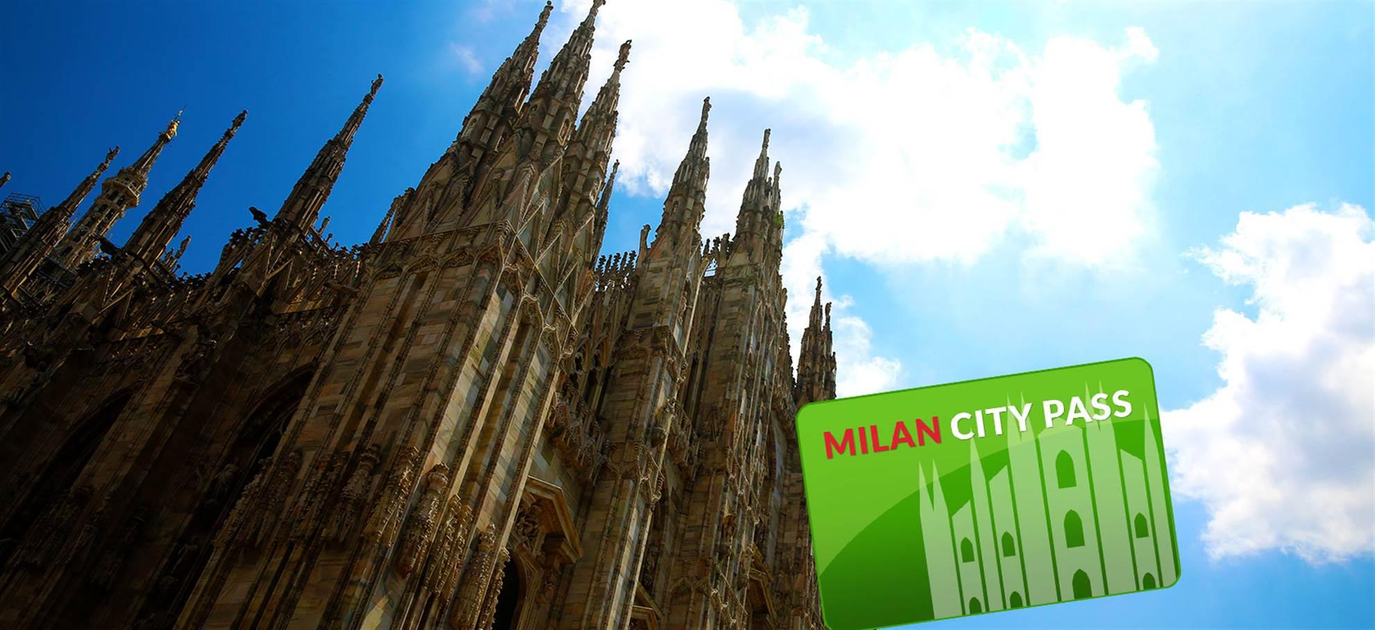 Milaan-Laatste Avondmaal City Pass (inclusief luchthaventransfer)