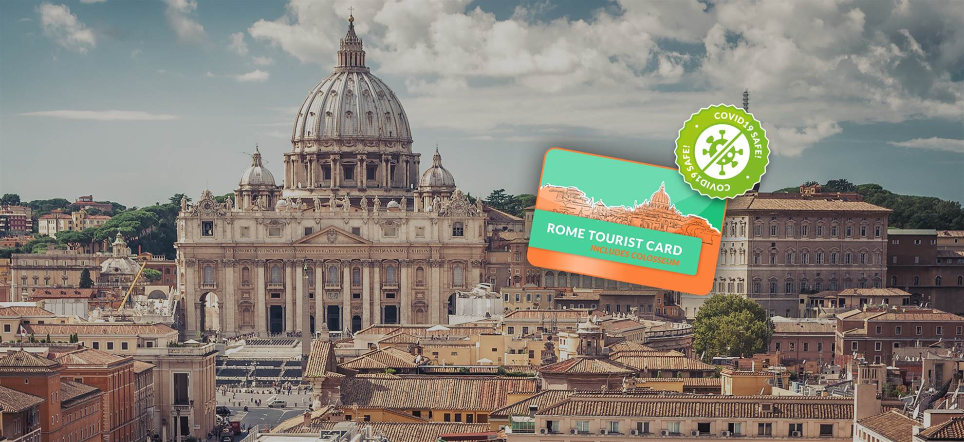 Rome Stads Pas