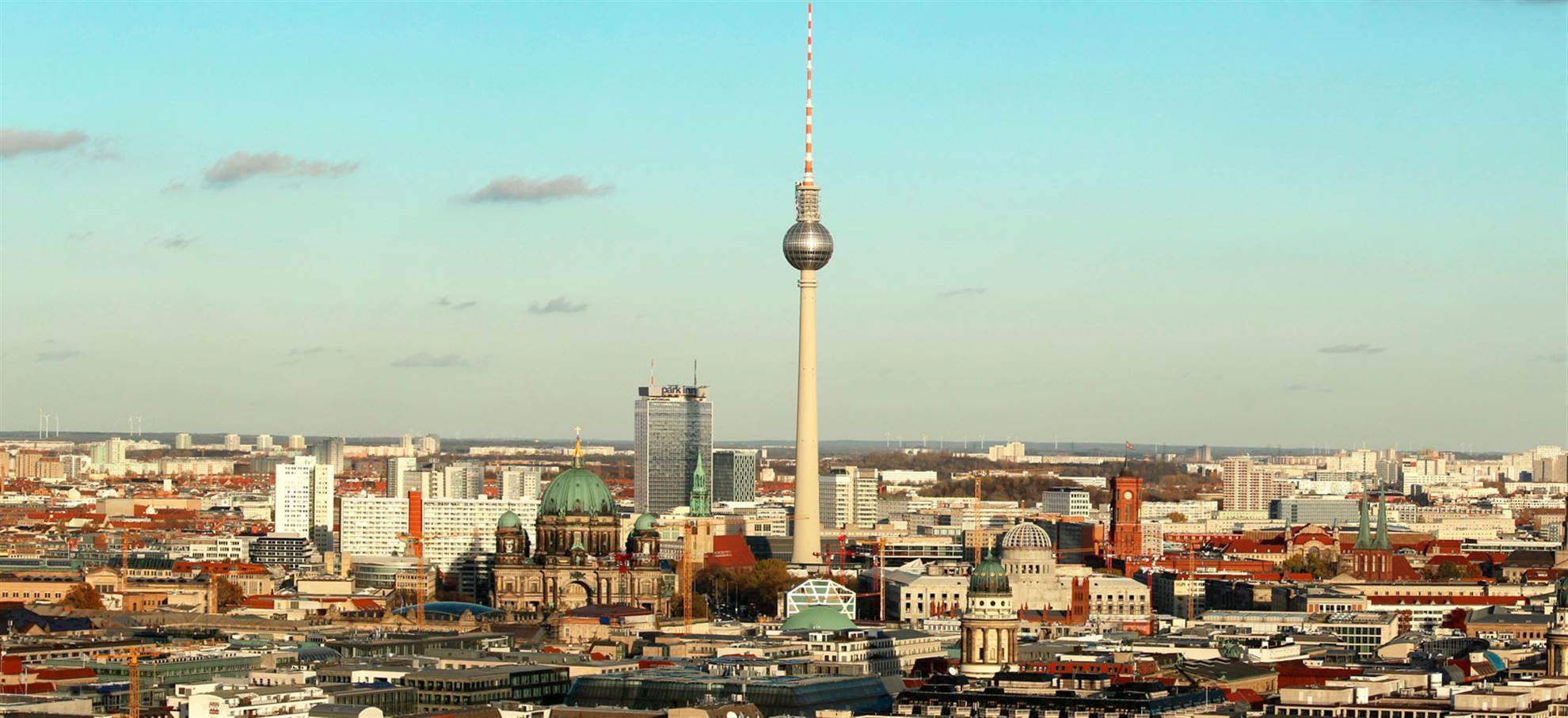 Pase para la ciudad de Berlín