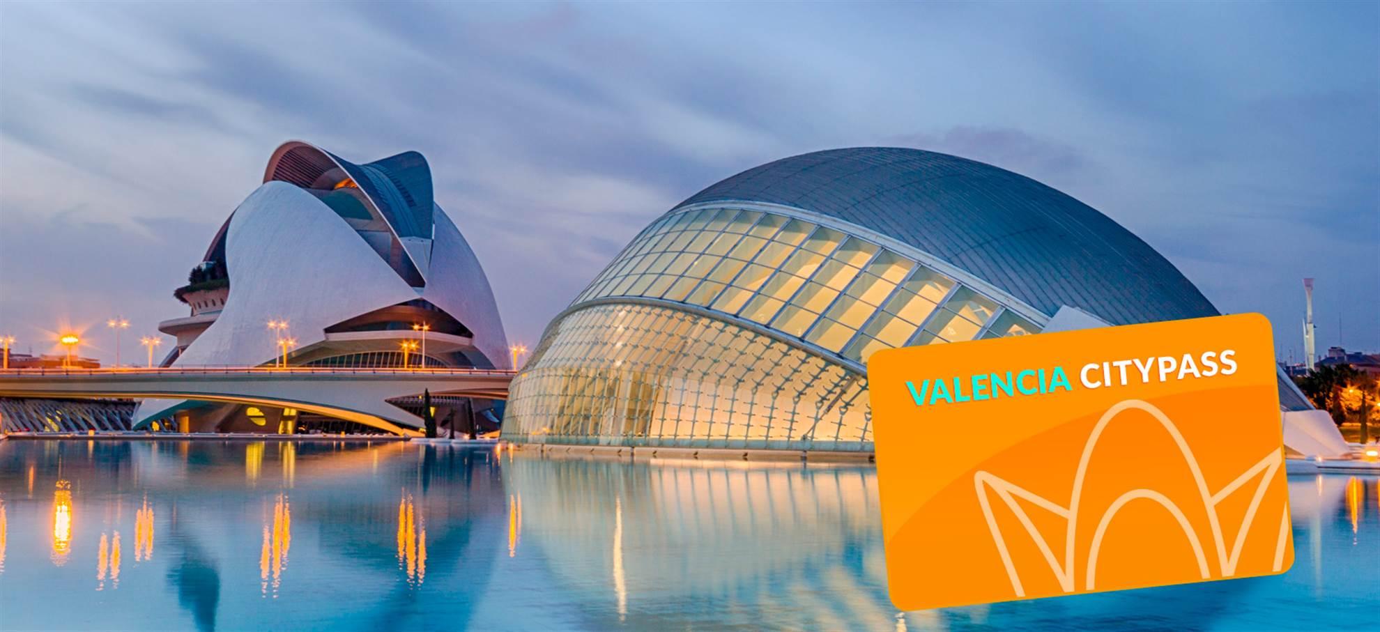 Pase Ciudad de Valencia