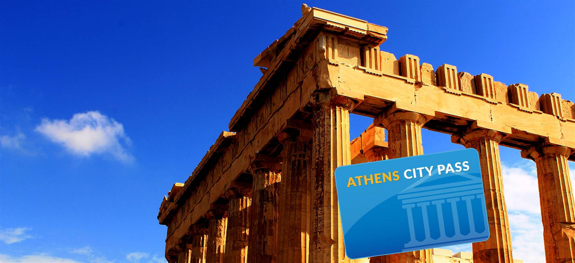 Tourist card Atene (Incl. Museo dell'Acropoli)