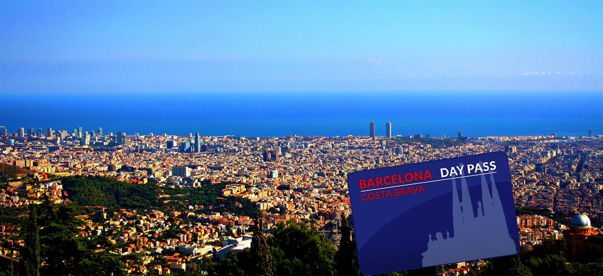 Pass Giornaliero Costa Brava – Barcellona