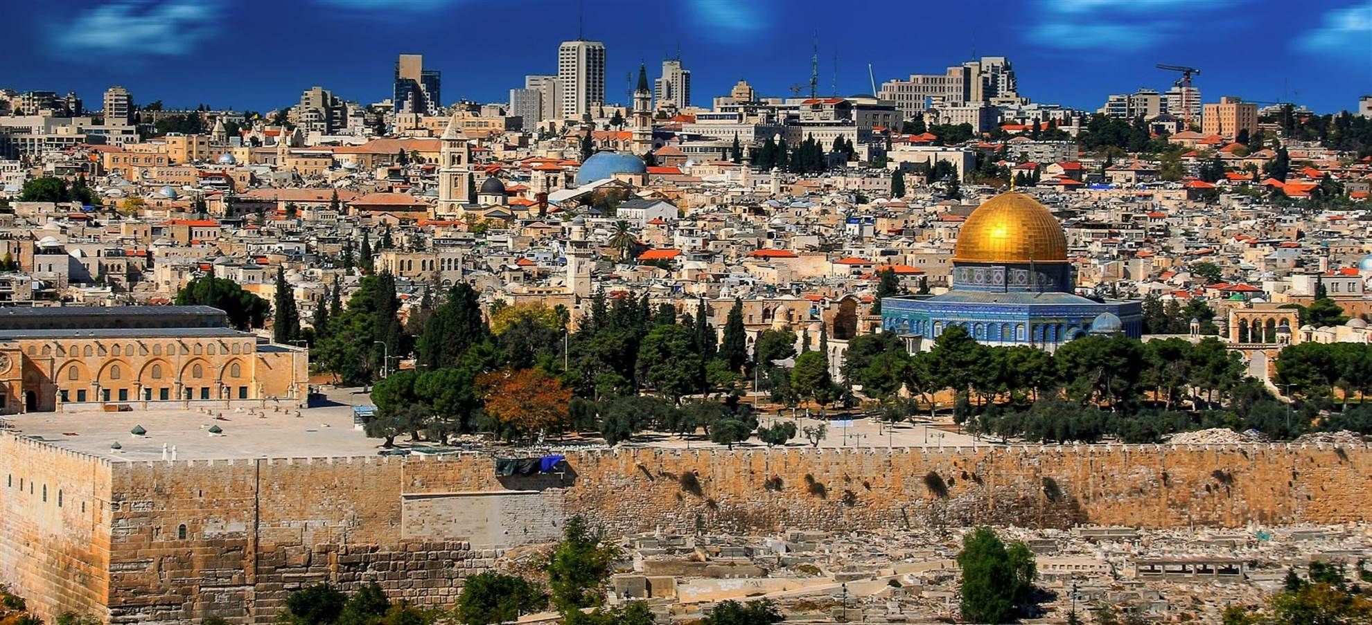 Jerusalem and Bethlehem full day Tour
