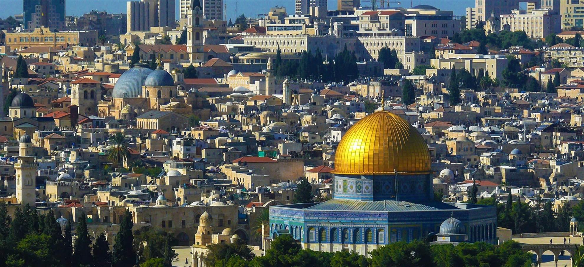 Jerusalem full day Tour