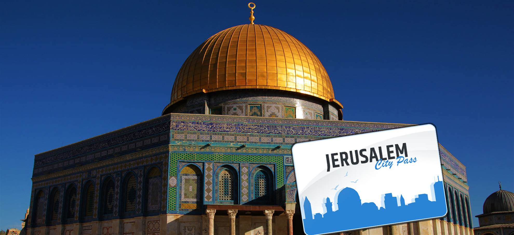 Jerusalem city pass