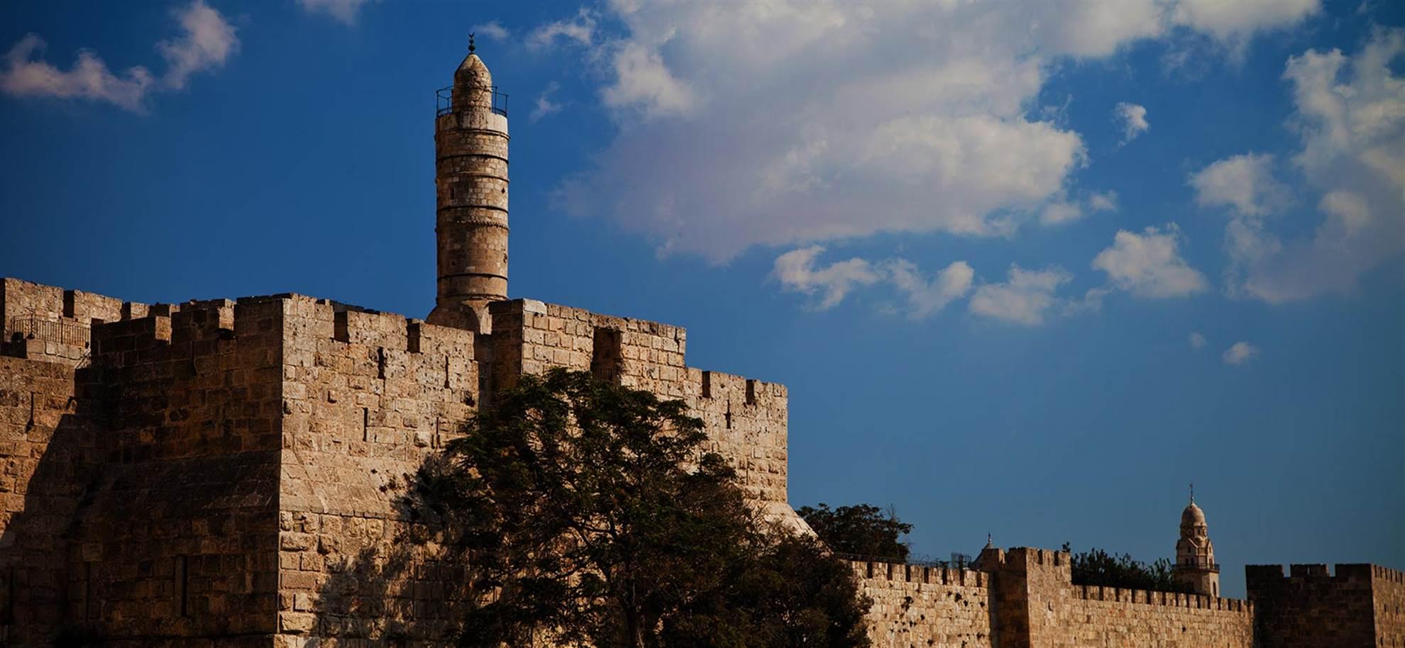 De toren van David