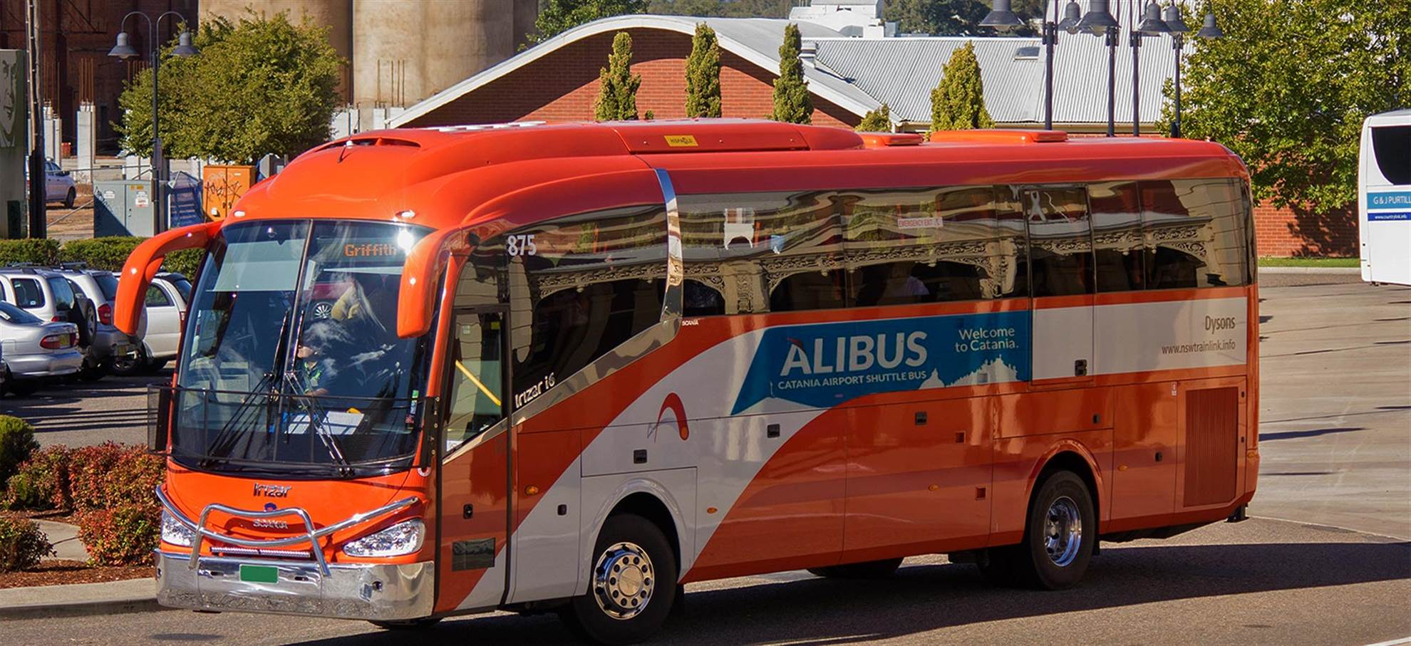 Bus transfer from Naples Airport to Naples City Centre