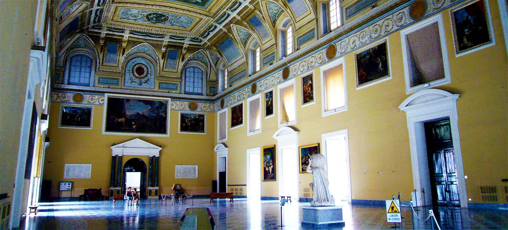 Museo Archeologico Nazionale.Museo Archeologico Nazionale Di Napoli