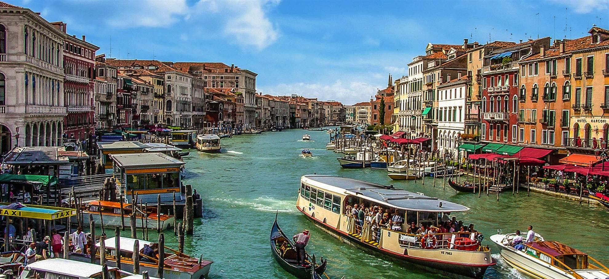 Venice Hop On Hop Off Cruise