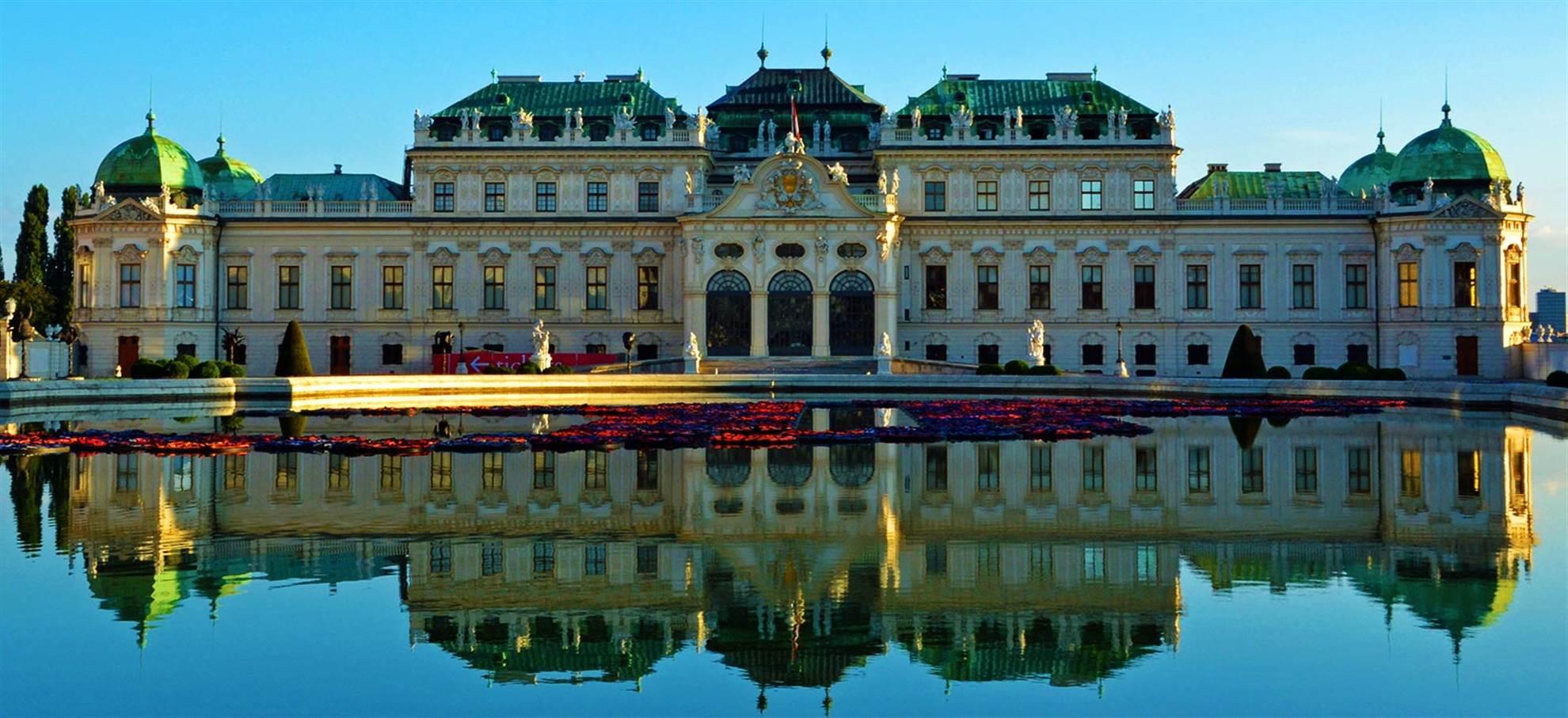 Palacio Belvedere y Museo