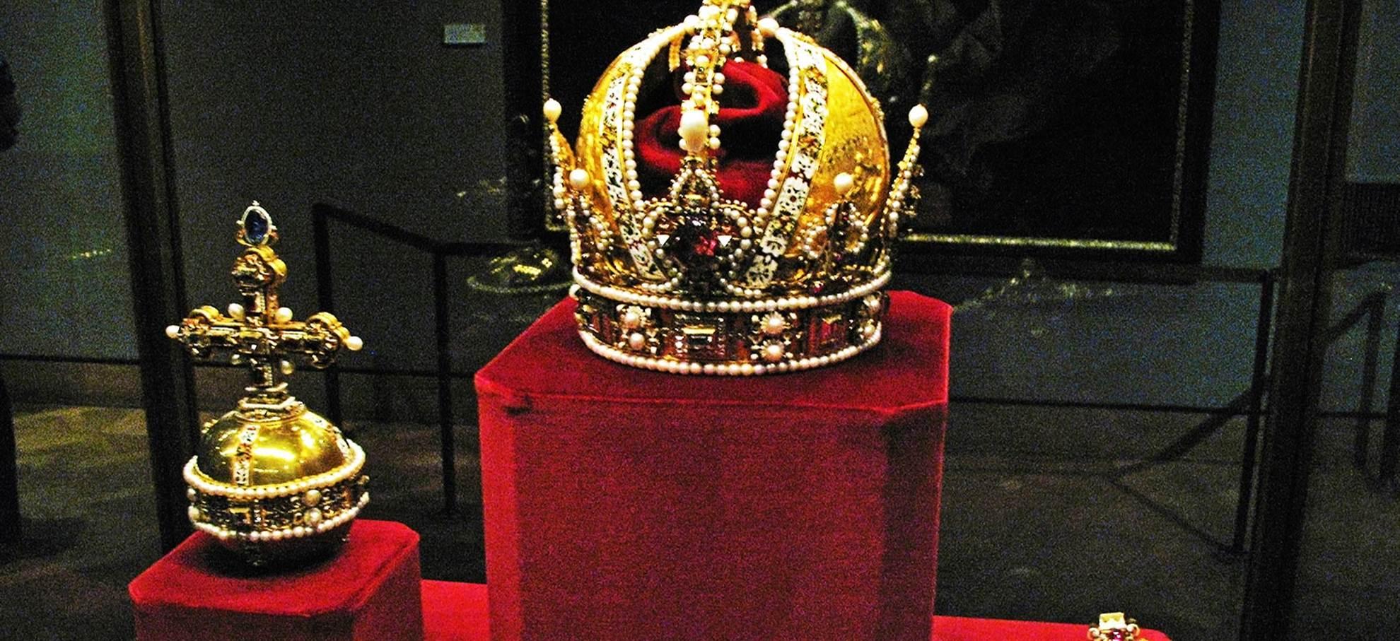 Bezoek de keizerlijke schatkist van Wenen