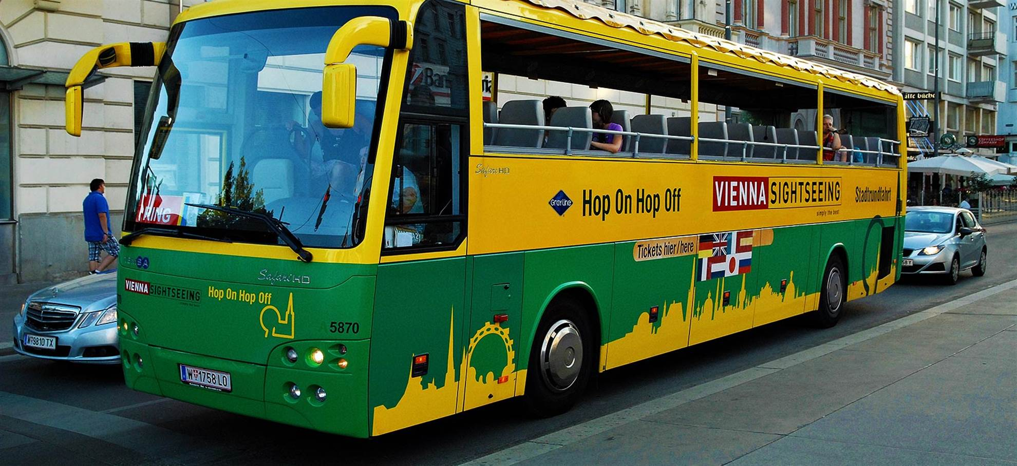 Wenen Hop on Hop off Bus