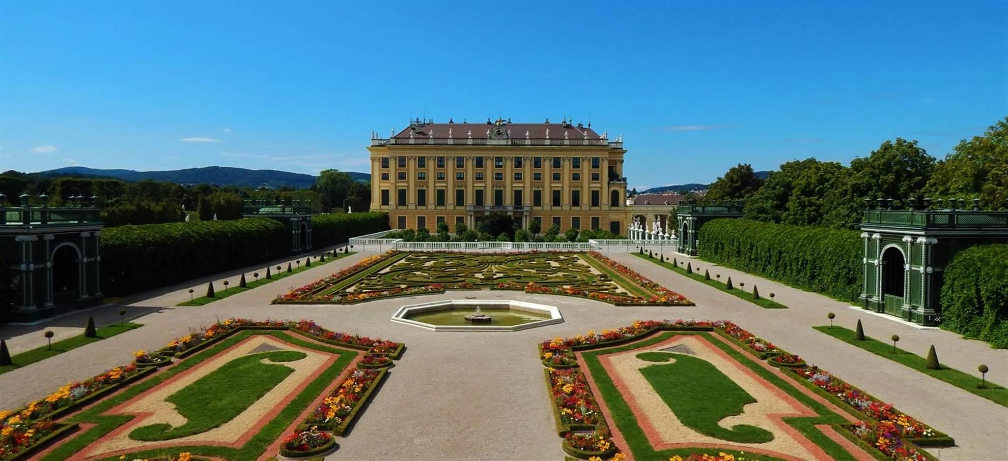 Visite guidée de la ville & Schönbrunn +