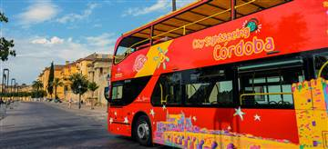 Cordoba Hop on Hop off Bus