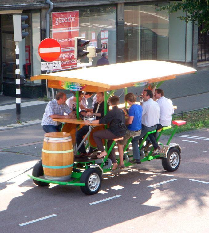 Beerbike – Bar ambulante
