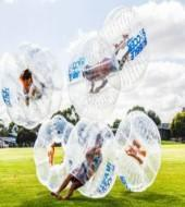 Amsterdam Bubble Football