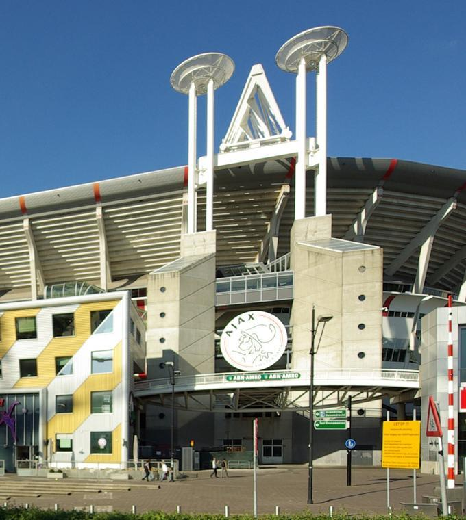 Johan Cruijff ArenA Guided Tour