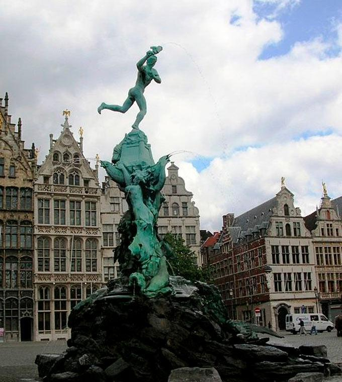 Brüssel & Antwerpen - Private Deutsche Tour