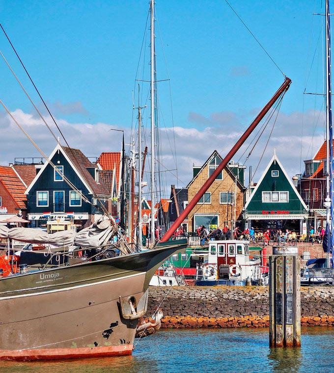 Volendam & Marken – Private Deutsche Tour