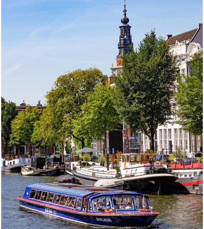 City Canal Cruise – Amsterdam North