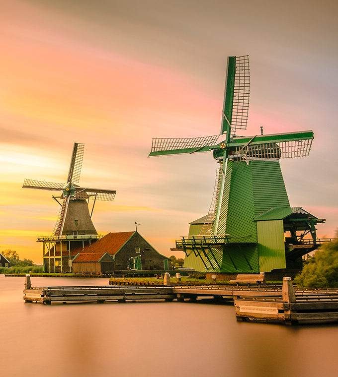 Zaanse Schans + English Guide