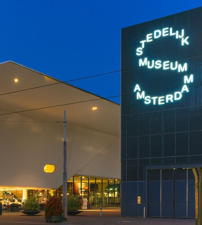 Ticket Stedelijk Museum & Canal Cruise
