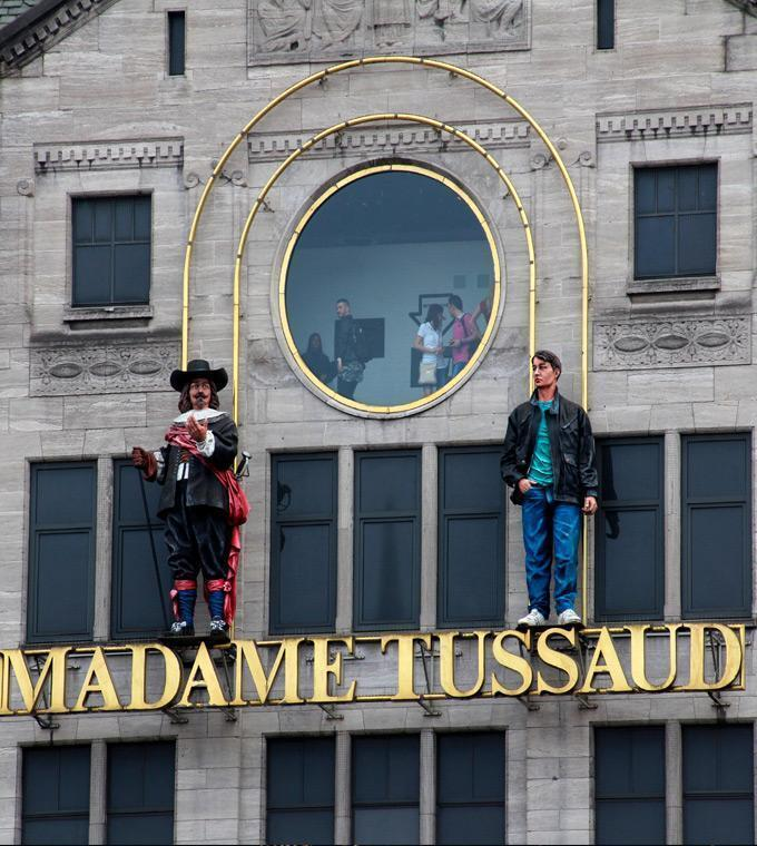 Madame Tussauds & Amsterdam Dungeon
