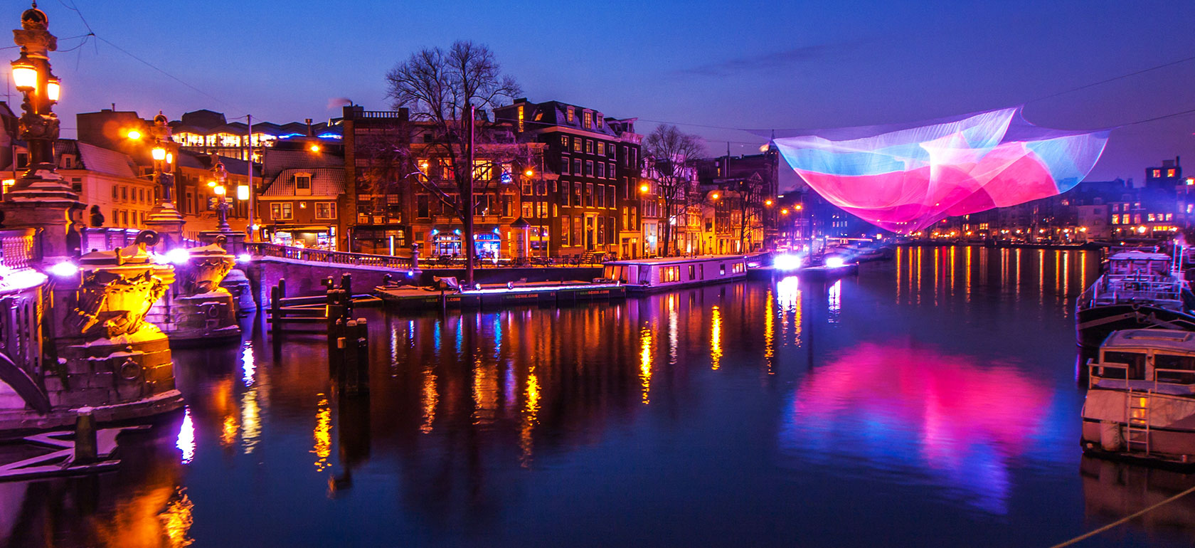 Amsterdam Crociera Light Festival