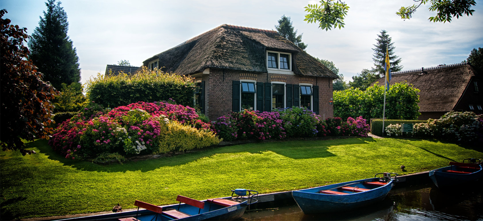 Giethoorn Canal Cruise