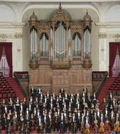 Ein Konzert im weltberühmten Concertgebouw