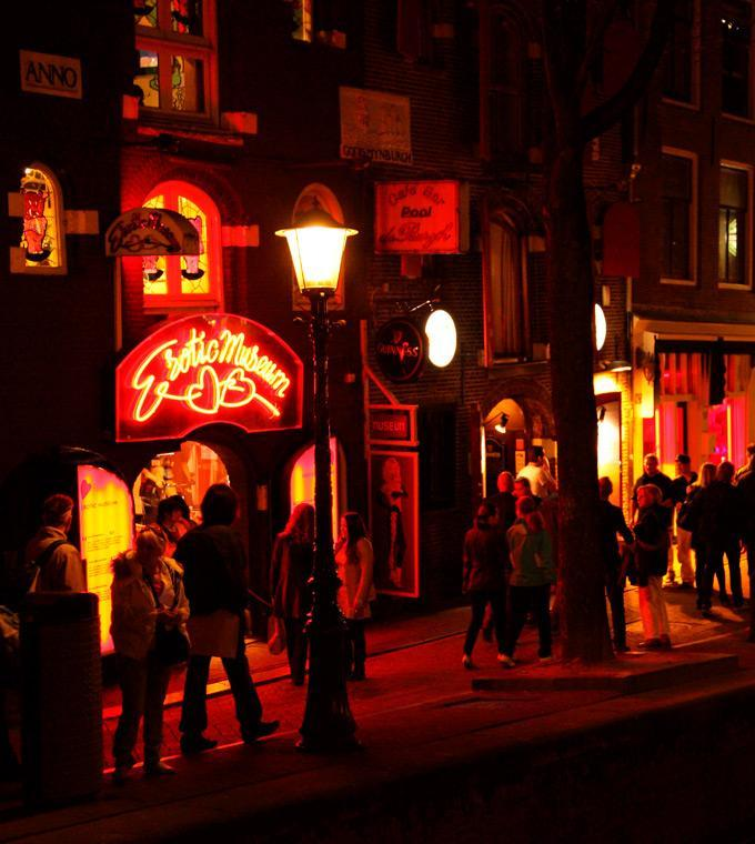 Redlight Pub Crawl