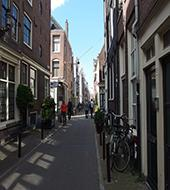 Amsterdam's Jordaan District Walking Tour (English)