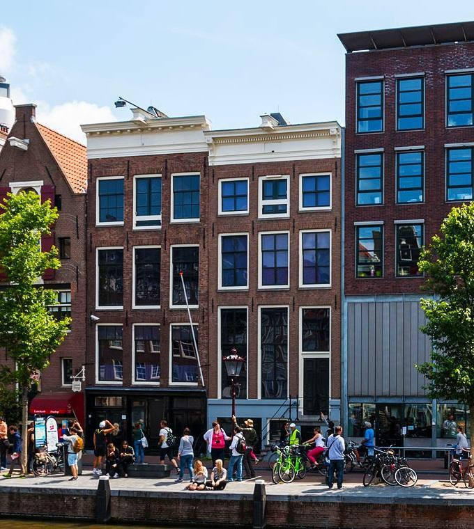 Anne Frank Tour (English Guide)