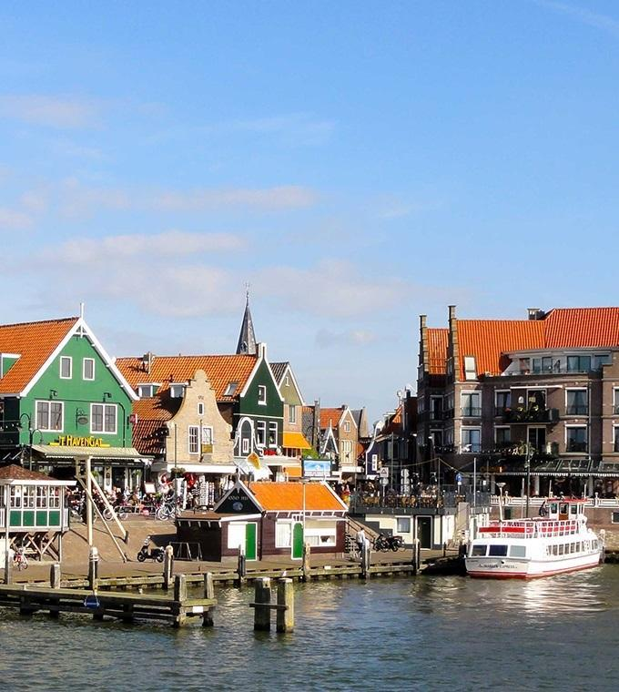 Volendam & Marken - Private Tour (English Guide)