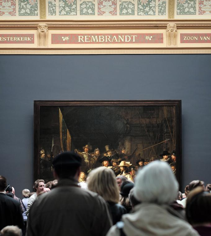 Rijksmuseum Highlight tour