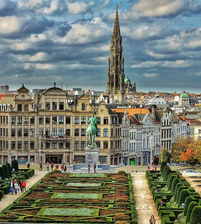 Belgium Daytrip - Brussels & Antwerp