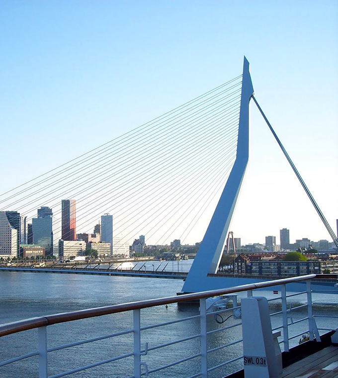 Full Day Trip to Rotterdam, Delft & The Hague (Small Group Tour)