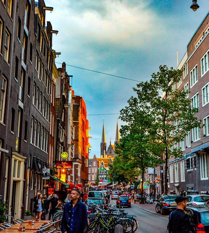 Guided Private Amsterdam Walking Tour
