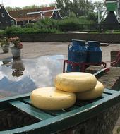 Volendam, Marken & Zaanse Schans 6 Hours